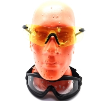 Защитные баллистические очки для стрельбы