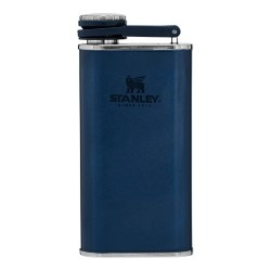 Фляга Stanley Easy-Fill Wide Mouth Flask (10-00837-185) 0.23L Cиний