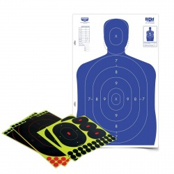 Набор мишеней Birchwood Casey Shoot Silhouette Kit 900х600 мм