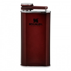 Фляга Stanley Easy-Fill Wide Mouth Flask (10-00837-197) 0.23L Бордовый