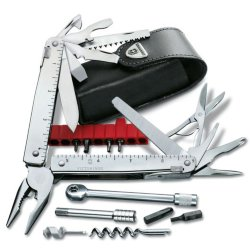 Мультитул Victorinox Swiss Tool Plus 40 функций (3.0339.L)